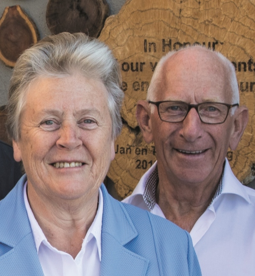 Jan & Tineke Verburg