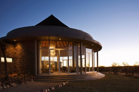 Naankuse is Namibia's first charity lodge