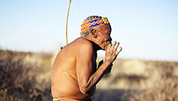 Uplifting the indigenous SAN people of Namibia